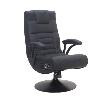 Gaming Chair with side control panel shown