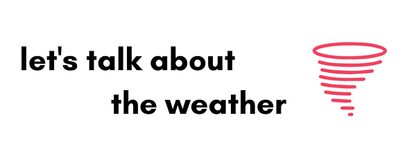 weather blog, weather news