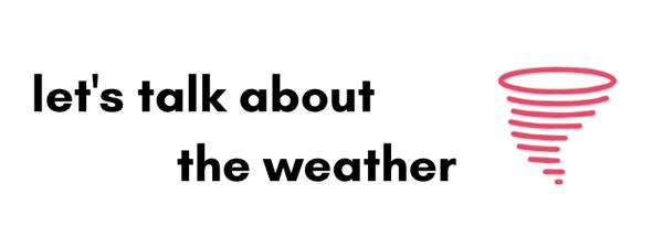 weather blog, weather news