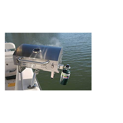 Mountable Boat Grill-1