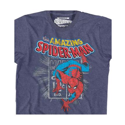 Vintage Spider Man Tee